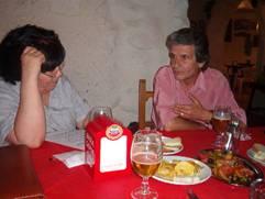 JOSÉ (PEPE) SORROCHE  Y SU MAGISTRAL DUENDE FLAMENCO