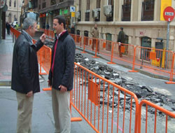 Patrimonio Histórico vs Obras municipales