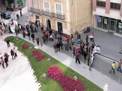 CONTRA EXTRANJERÍA EN SAN LUIS